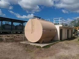 4 000 Gallon Convault Tank