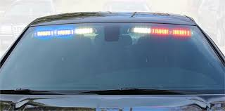 for undercover high output interior windshield lights one of the code 3 supervisor models is perfect for the