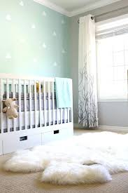 blue rugs for nursery nursery rugs neutral nursery with blue painted wall white wooden crib white