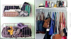 full size of organize bags in closet 6 things you never thought could use when organizing