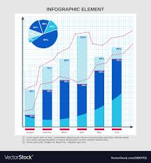 Table Chart Design Graphic Design For Business Pie Chart Table