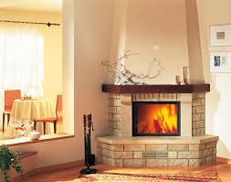 stylish design corner fireplace surround architecture 20