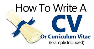 Writing Curriculums Vitae By Mike Simpson Basic Visualize How Write ...