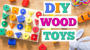 diy kids wood block toy how we make toys for our kids