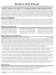 Awesome Collection Of Example Of Profile For Resume Amazing