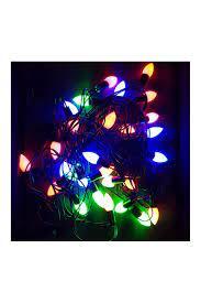 Partibulutu Yılbaşı Siyah Kablo 4,5m 30 Damla Led Işık Renkli Fiyatı,  Yorumları - TRENDYOL