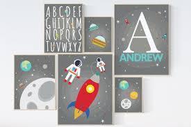 space themed nursery nursery decor boy