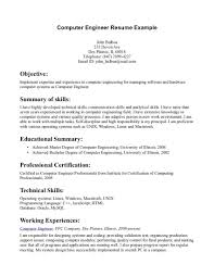Computer Engineering Resume Samples Resume For Computer Engineer Elegant Beste Puter Hardware Ingenieur