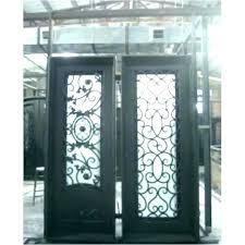 security front door screens front door screen doors steel entry door security screen doors wrought iron