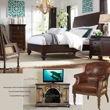 tuscan style bedroom furniture. Create An Eclectic Tuscan Style Bedroom With Dark Solid Wood Furniture Accented By A Hand I