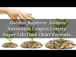 Golden Navratna Result Chart Golden Coupon Lottery