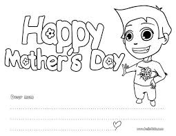 Small Picture Happy mothers day coloring pages Hellokidscom