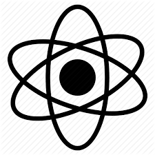 atomdesign atom design element marketing molecular icon