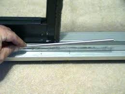 creative sliding glass door replacement track best sliding glass door replacement locks in brilliant home design