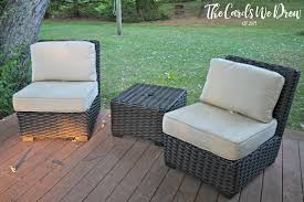 Learn How to Clean Patio Cushions the Easy Way