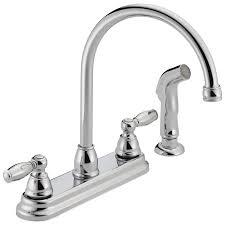 Peerless Kitchen Faucet Parts P299575lf Two Handle Kitchen Faucet