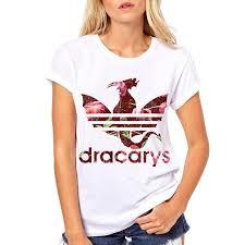 <b>Dracarys Women</b> S T Shirts Game Of Thrones <b>T Shirt Female</b> ...