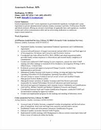 Quality Control Inspector Sample Resume Civil Engineering Resume