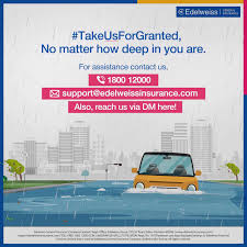 Life insurance is offered by edelweiss tokio life insurance company ltd. Edelweiss General Insurance