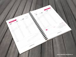 Printable Daily Planner Template In Pdf And Indesign Format For