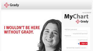 Grady My Chart Access Mychart Gradyhealth Org Mychart Application Error Page