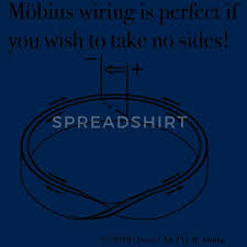 ▷ mobius wiring is perfect if you wish by esemplastic spreadshirt