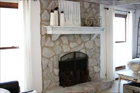 stone over brick fireplace air stone fireplace stone veneer over brick fireplace fireplace stones stone electric