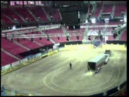 Thomas And Mack Seating Chart Pbr Thomas Mack Center Changeover Time Lapse Youtube