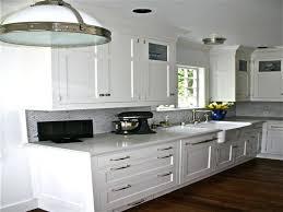 White Kitchen Cabinets With Black Hardware Black Hardware Kitchen