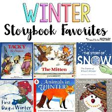 here is a teacher s list of their favorite children s books for winter for your clroom bookshelves