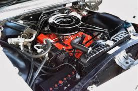 Impala Engine Options: 1965