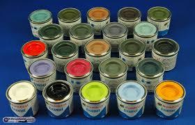 Airfix Model Paint Colour Chart Humbrol Enamel Paint Tools Paint Reviews Britmodeller Com