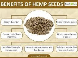hemp seed oil tumor