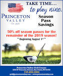 Season Pass Savings, Princeton Valley Golf Course, Eau Claire, WI
