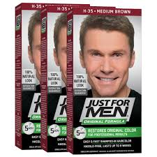 Amazoncom Just For Men Original Formula Mens Hair Color Medium
