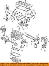 acura honda oem 97 01 cr v engine crankshaft seal 91212pr3003 ebay OEM Honda Small Engine Parts image is loading acura honda oem 97 01 cr v engine