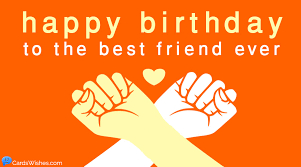 the best wishes for best friend