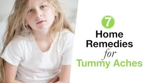 7 home remes for tummy aches pas