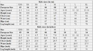 Army Service Uniform Size Chart Sizing Charts Clothing Boots Hats Gloves