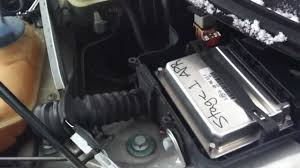 audi a b ecu how to