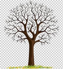 Branch Template Fingerprint Tree Template Wedding Png Clipart Black And