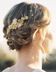 Image Coiffure Mariage Pour Carré Plongeant Coiffure Cheveux