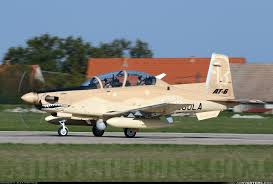 At 6b Texan Ii Light Attack Aircraft N630la Cn At 3 Raytheon At 6b Texan Ii Photo By Ales