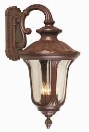 elstead chicago cc2 l drop down garden lantern 2074