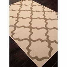 moroccan pattern area rug rugs indoor outdoor pattern taupe tan brown polypropylene area rug area rugs