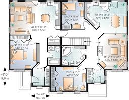 House Plan   In Law Suite   DR   st Floor Master Suite    Floor Plan