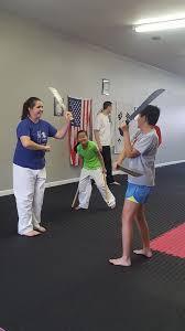 Machetes and Myra???????? - Fletcher's Martial Arts | Facebook