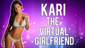 VIRTUAL GIRLFRIEND KARI EXTREME NUDITY AND GRAPHIC CONTENT.