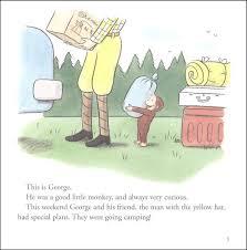 nav curious george goes cing book cd main photo cover nav nav
