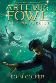 the time paradox artemis fowl book 6 eoin colfer 9781423108375 amazon books